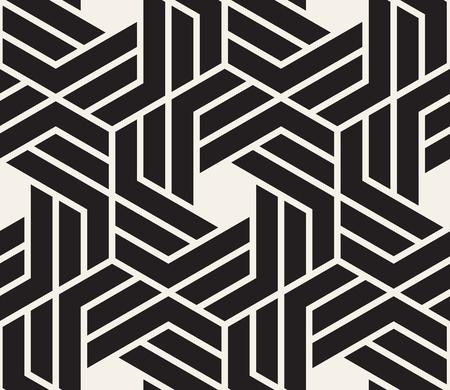 Vector naadloos patroon, moderne stijlvolle abstracte textuur.