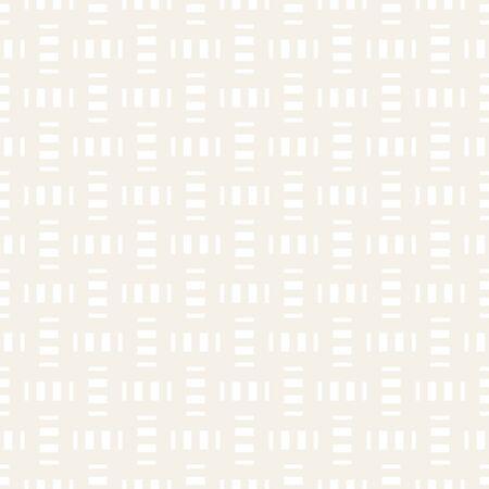 Trendy twill weave Lattice. Abstract Geometric Background Design. Vector Seamless Subtle Pattern. Illustration
