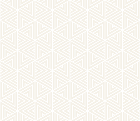 Vector seamless pattern. Modern stylish texture. Repeating geometric tiles from striped elements
