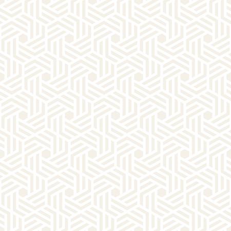 Modèle subtil abstrait sans soudure de vecteur. Texture de rayures élégantes modernes. Carreaux géométriques répétitifs Vecteurs