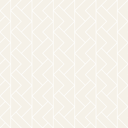 Modern subtle texture zigzag with monochrome trellis. Vector Illustration