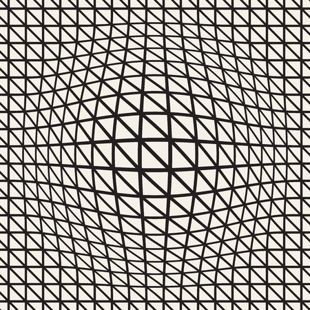 Halftone bloat effect optical illusion.
