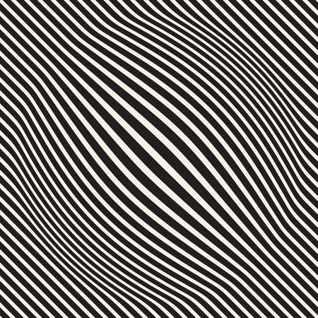 Halftone bloat effect optical illusion.