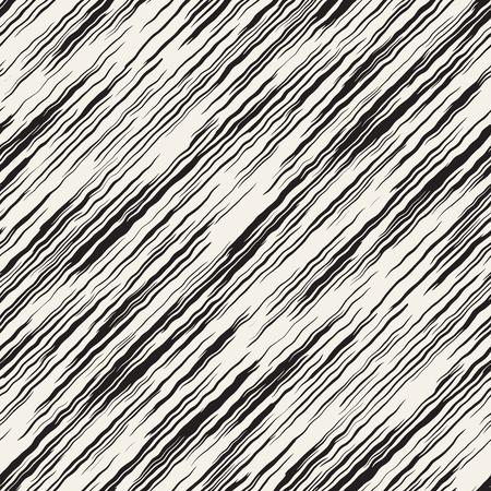 Vector seamless vintage grungy pattern. Ilustração Vetorial