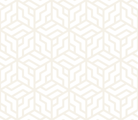 Vector seamless subtle pattern. Modern stylish abstract texture. Repeating geometric tiles from striped elements Ilustrace