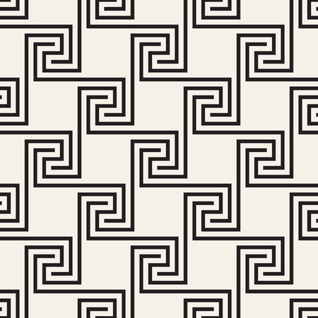 Vector seamless pattern. Modern stylish abstract texture. Repeating geometric tiles Фото со стока