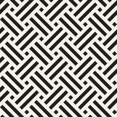 Vektor nahtlose Muster. Moderne stilvolle abstrakte Textur. Wiederholte geometrische Kacheln