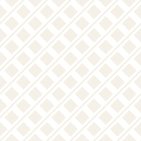 Abstract geometric lines lattice pattern. Seamless vector stylish background. Subtle simple repeating texture. Illustration