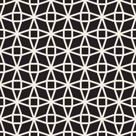 Seamless pattern with round thin lines ornament. Elegant vector decorative background. Abstract geometric lattice design.