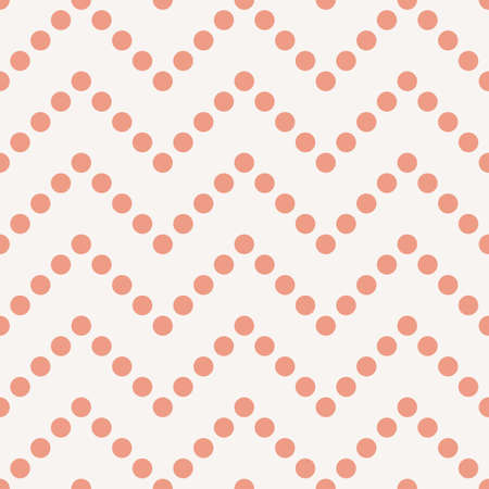 Vector seamless geometric pattern. Abstract retro background design. Simple monochrome repeating elements.