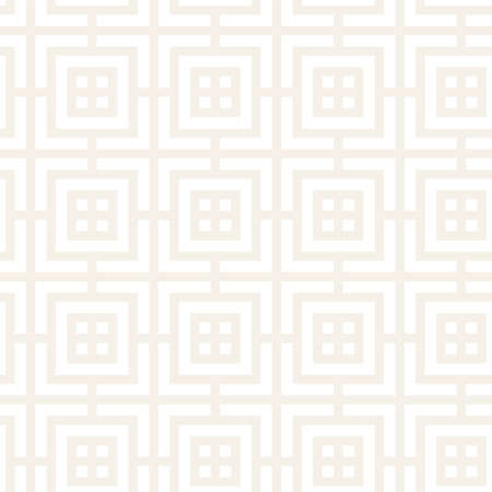 Vector seamless subtle lines mosaic pattern. Modern stylish abstract texture. Repeating geometric tiles