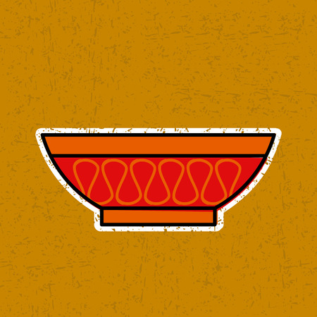 a cup of Chinese noodles