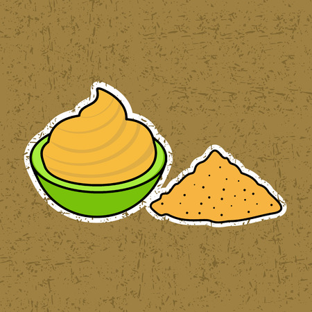카레: CUP BUTTERNUT PUREE and CURRY