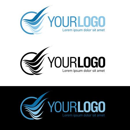 logotipo turismo: Logotipo de Turismo Vectores
