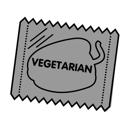 The taste of pork, chicken, vegetables for Chinese noodles