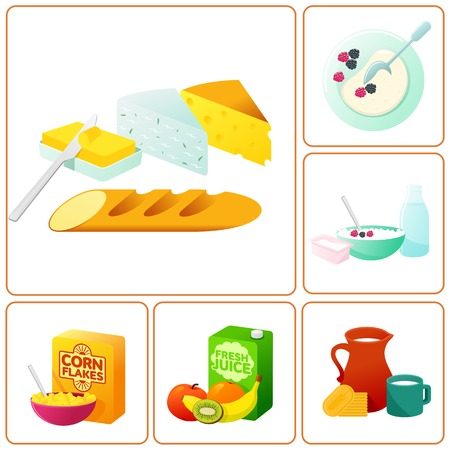 banana bread: Vector flat and line icon fresh and healthy breakfast, diet food. Web design, web icon, food menu. Isolated on a white background