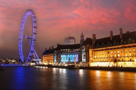 London Eye in England