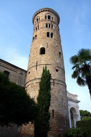 ravenna: Ravenna St.Apollinaris Church, Italy