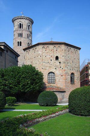 oratory: Ravenna St.Apollinaris Church, Italy