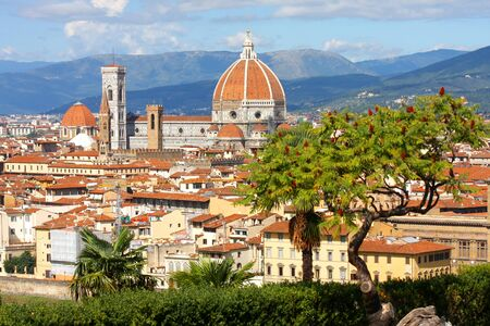 Florence in spring time, Tuscany, Italy Stock Photo - 12159515