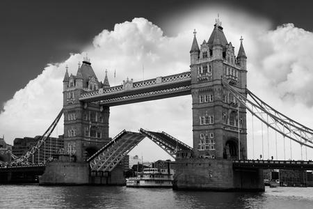 Famous Tower Bridge, London, UK photo