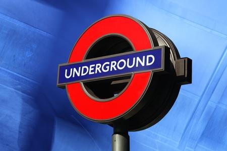 London Underground point