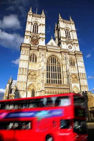 London, Westminster Abbey, UK  photo