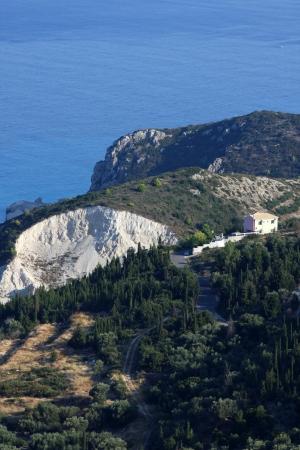 Legendary Ionian island, Lefkas, Greece Stock Photo - 13679894