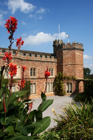 plymouth: English Castle, Mount Edgcumbe in Plymouth, Devon