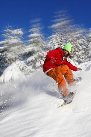 snowboarder Stock Photo - 15413557