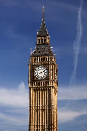 Big Ben in London, UK Stock Photo - 18852509