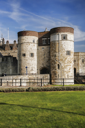Tower of London, Tower Hill London in England, United Kingdom