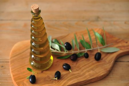 Olive oil photo