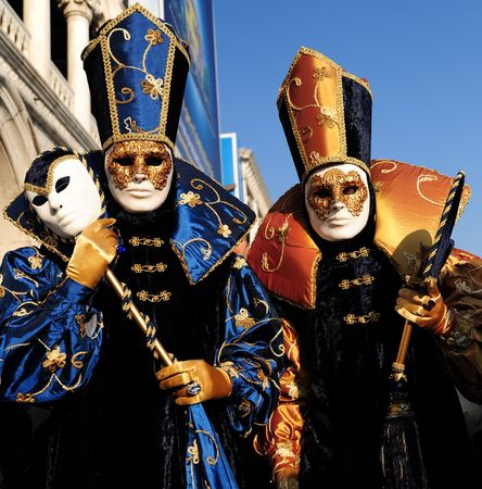 superstitions: Venice Carneval