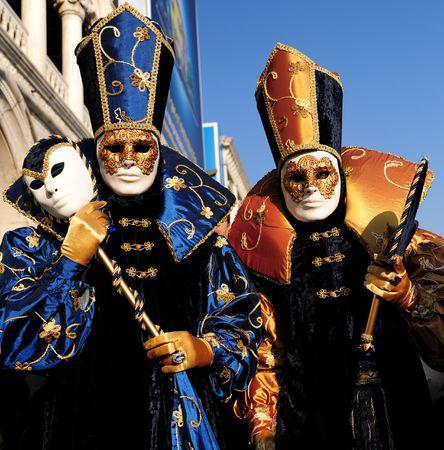 Venice Carneval Stock Photo - 5781125