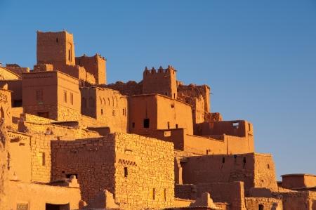 Khasbah in Morocco