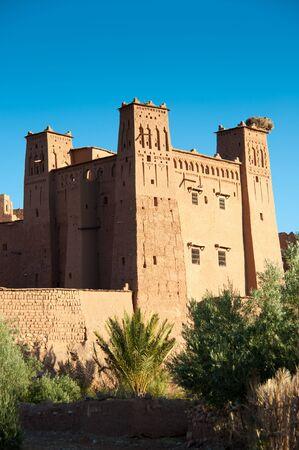 Khasbah in Morocco Stock Photo - 6314683