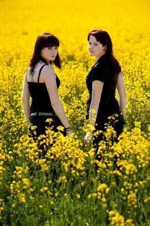 Twin sisters Stock Photo - 6876246