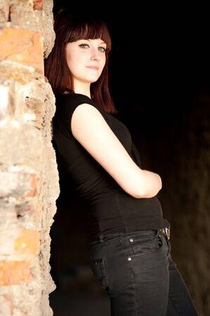 Teenage girl photo