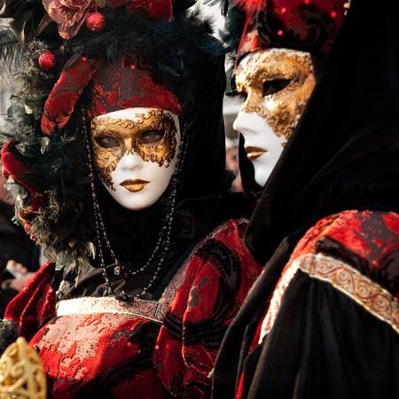 carnaval venise: masque de Venise