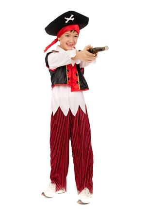costum: Little pirate