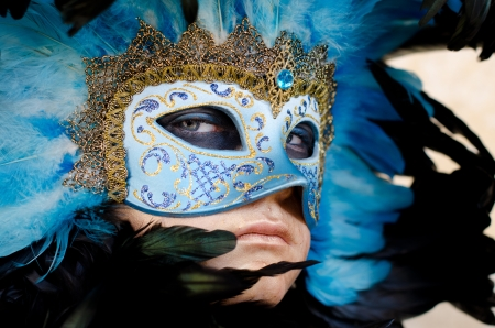 Venice mask Stock Photo - 9546085