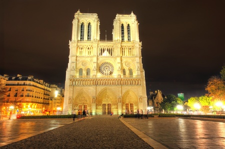 cathedral of Notre-Dame photo