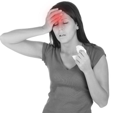 Headache Stock Photo - 18038119