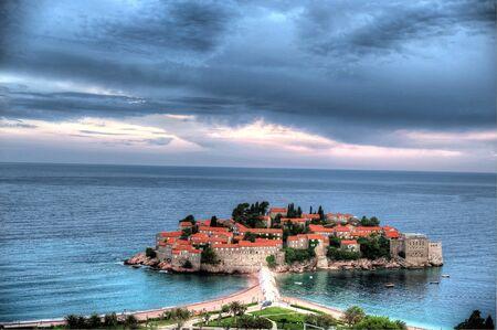 sveti: Sveti Stefan - Sant stefan in montenegro