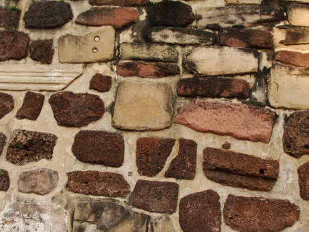 laterite wall photo