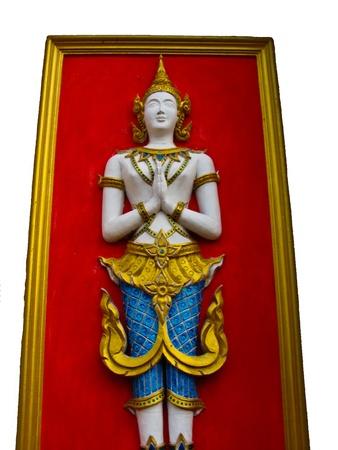 Thai angel photo