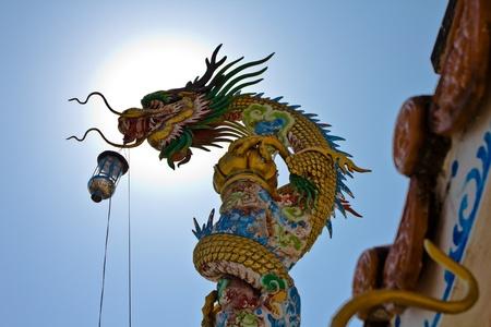 Powerful dragon