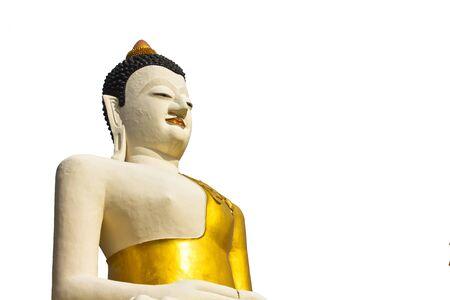 Thai buddha statue Stock Photo