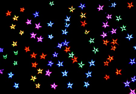 star burst - abstract background